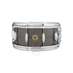 Gretsch USA Solid Steel 14x6.5-Snare-Drum