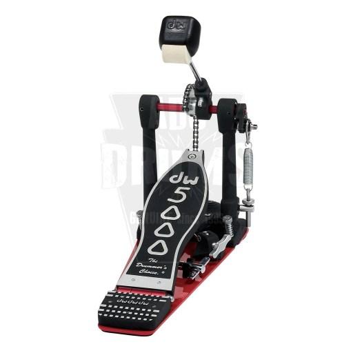 DW 5000 Single Pedal Single-Chain_Accelerator