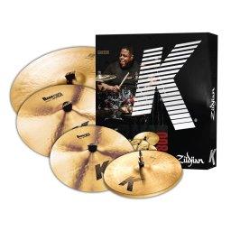 Zildjian K K0800 cymbal_set