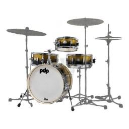 PDP Daru Jones New Yorker drums
