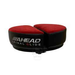 Ahead Spinal G red Round seat-top