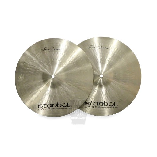 Istanbul Agop Signature Joey Waronker 14-inch Hi-Hat Cymbals