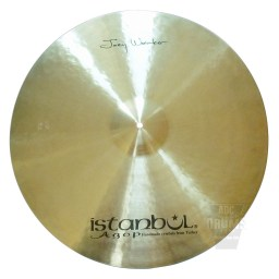 Istanbul Agop Signature Joey Waronker 24 inch Ride Cymbal