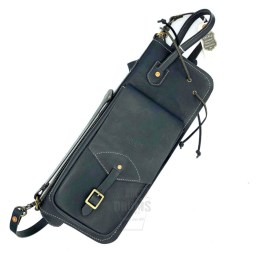 Tackle leather stick case in black
