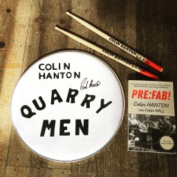 Colin Hanton book gift set