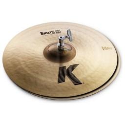 "Zildjian K 16"" Sweet Hi-hats Cymbals Pair - Top Pick! 4"