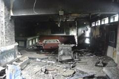 Highland Fling: inside an abandoned pub in Glasgow