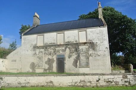 Old Basin House, Glasgow