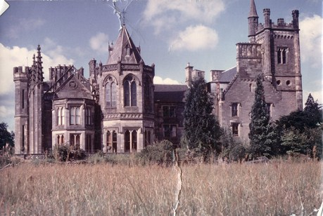 Colour photo of Crawford Priory
