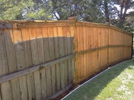 Fence cleaning london and surrey