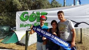 Luís Esteves, Emanuel Dias e Patricia Marques - Góis, Portugal