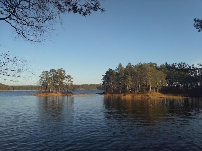 Een roadtrip door Zuid-Zweden in de herfst