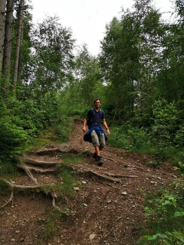 nodig wandeling Ardennen