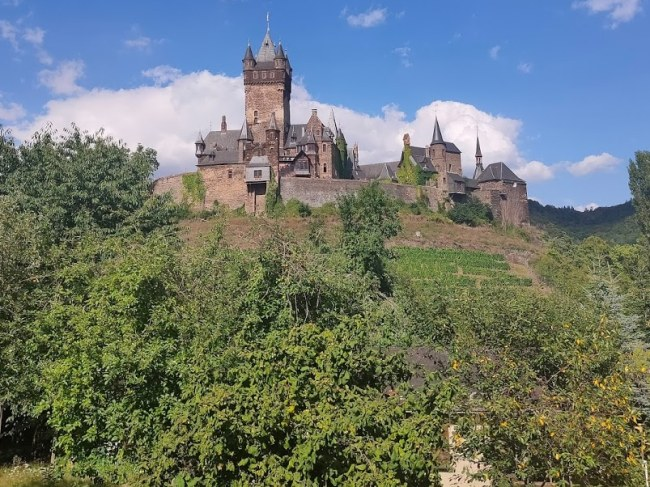 Burcht van Cochem