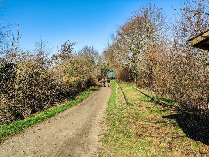 Gaverbeek fietsroute