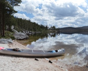 meerdaagse kanotocht Noorwegen