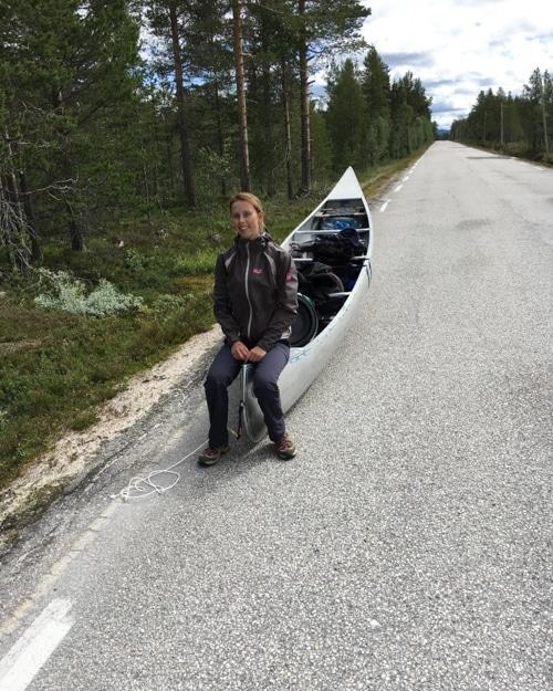 kanotocht Noorwegen