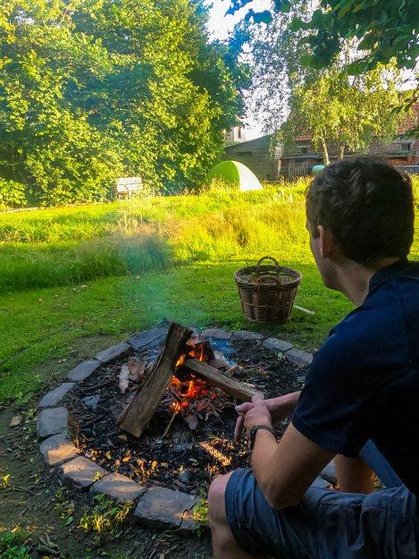 Tuincamping in Ruiselede
