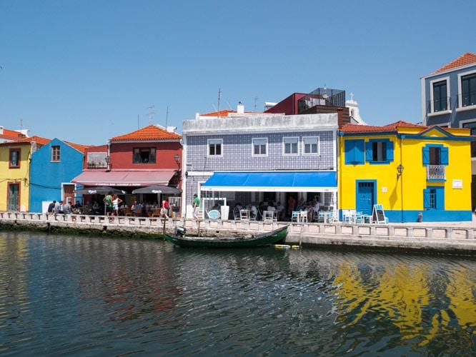 Portugal waar op vakantie