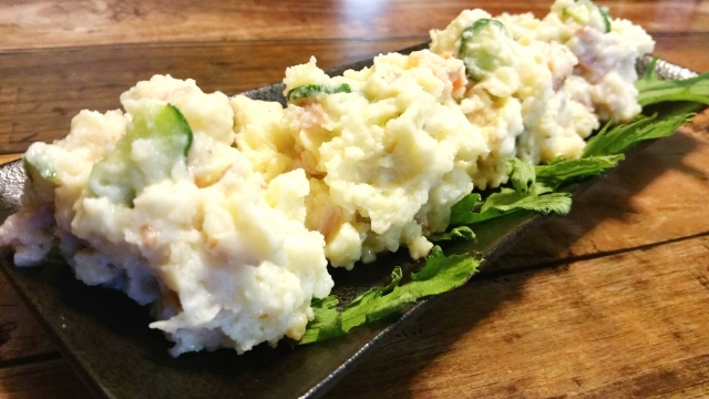 ポテトサラダの日持ちするレシピ!冷蔵庫で作り置きは何日?冷凍できる?