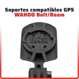 SOPORTES GPS COMPATIBLE WAHOO