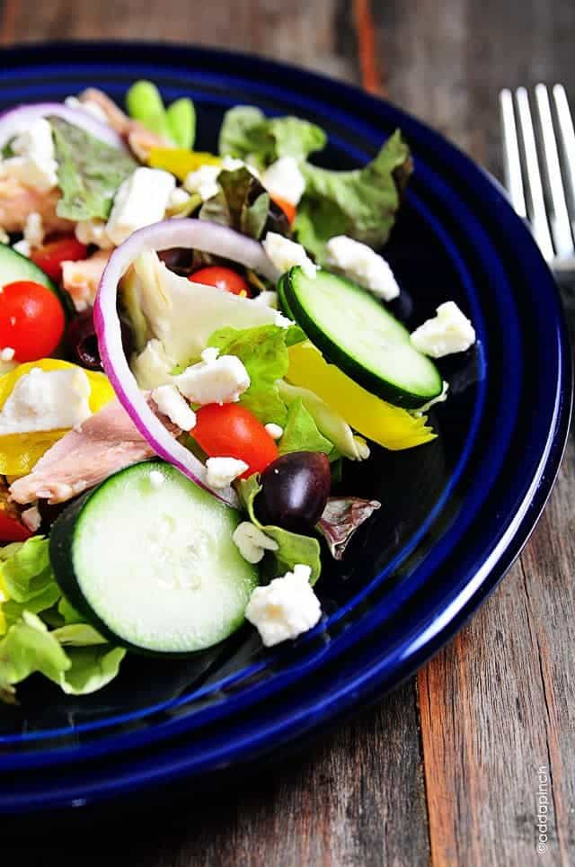 Greek Salad Places Near Me