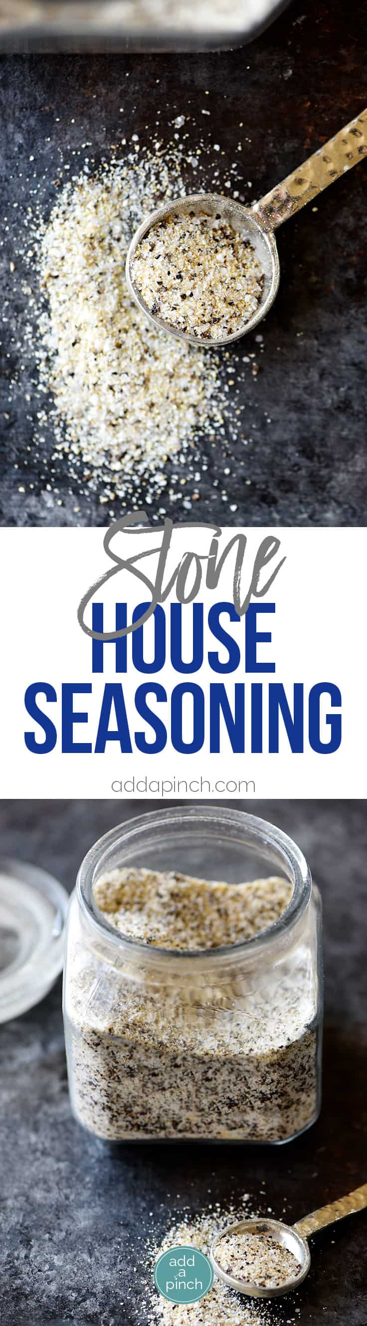 title   Stone House Seasoning