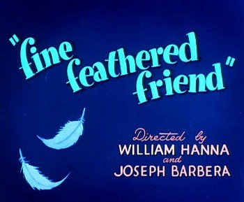 Cartoon Pictures And Video For Fine Feathered Friend 1942