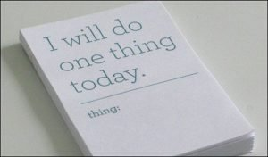 One-Thing-To-Do-ADHD