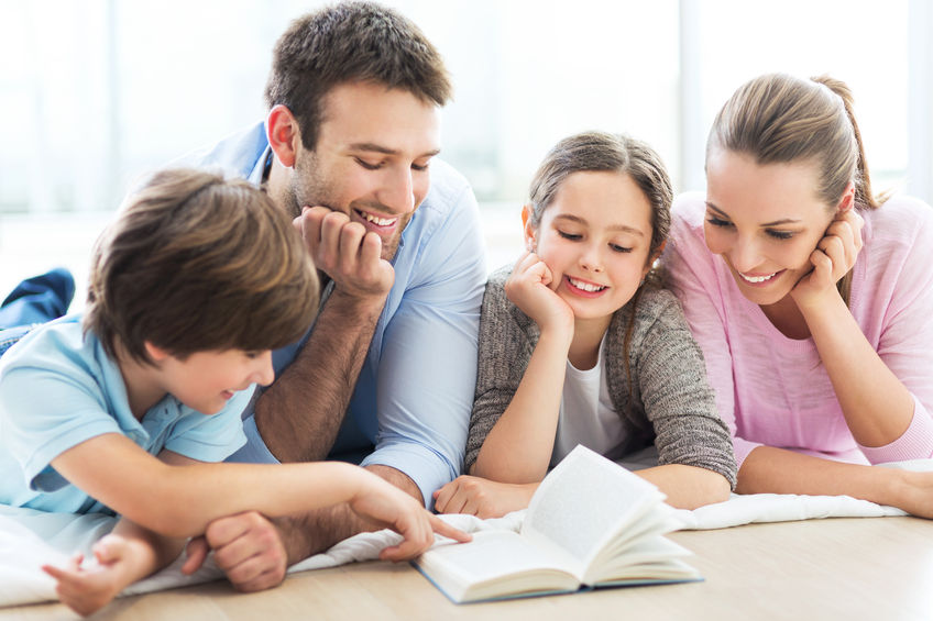 孩子有了圖書館,家中還需藏書嗎?