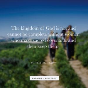 Covenant Keeping Women