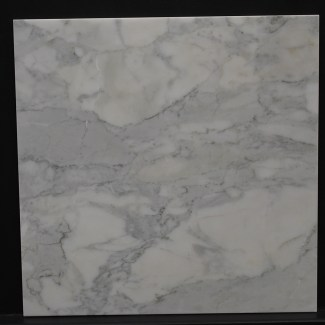 Calacatta Olivia Polished 18 x18 Lot 266414 CU