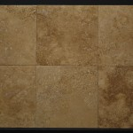 Noce Travertine Polished 12x12 Lot 119778 IMG