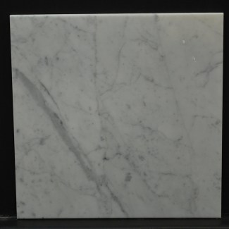 White Carrara 12x12 Lot 202212 CU
