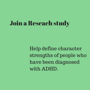 Help define character strengths of