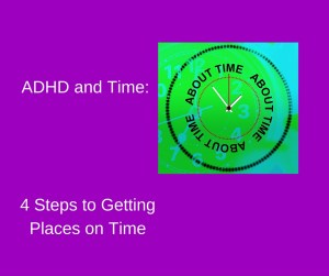 Time can be elusive for many with ADHD. So, it is no wonder that running late is a common problem.