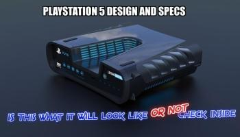 Playstation 5 Design and Specs