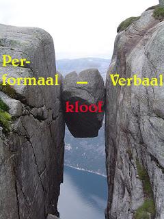 verbaal-performaal