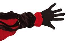 zwartehandschoen