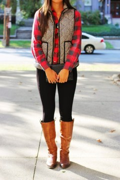 Adorable And Lovely Fall Outfits Ideas To Stand Out From The Crowd20