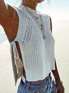Affordable And Cheap Summer Outfits Ideas20