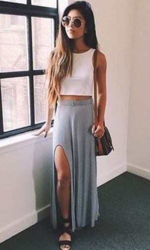 Affordable And Cheap Summer Outfits Ideas25