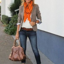 Amazing Fall Outfits Ideas With Blazer03