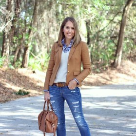Amazing Fall Outfits Ideas With Blazer05
