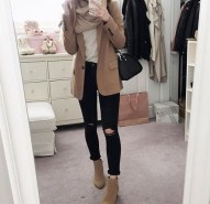 Amazing Fall Outfits Ideas With Blazer34
