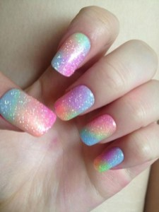 Best Ideas About Ombre Nails Art Design37
