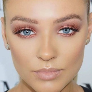 Best Natural Prom Makeup Ideas To Makes You Look Beautiful04