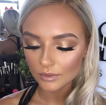 Best Natural Prom Makeup Ideas To Makes You Look Beautiful13