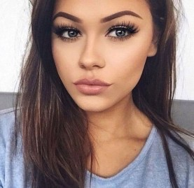Best Natural Prom Makeup Ideas To Makes You Look Beautiful18