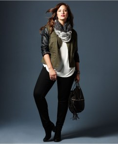 Casual And Comfy Plus Size Fall Outfits Ideas04